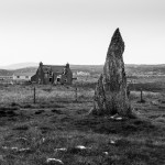 Abandoned House - Callanish II Stone Circle